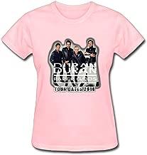FEDNS Women's Duran Duran Tour 2016 T Shirt