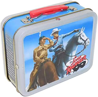Vintage 2001 General Mills Cheerios Cereal Advertising Lone Ranger Mini Lunchbox