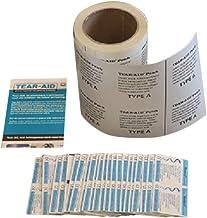 Tear-Aid reparatietape rol 15,2 cm x 9 m type A reparatiemateriaal