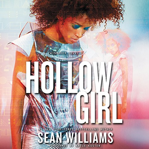 Hollowgirl audiobook cover art