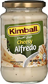 KIMBALL Sauce Cheesy Alfredo, 350 gm