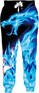 Men Women Graphic 3D Joggers Pants Unisex Printed Sport Track Gym Trousers Sweatpant Baggy Casual Active Pants