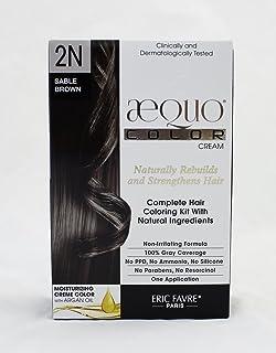 Aequo Color Cream Kit 2N Sable Brown