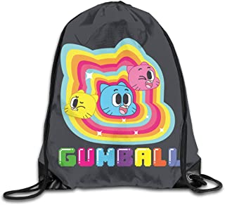 Customized The Amazing World Of Gumball Fashion Shoulder Bags For Women