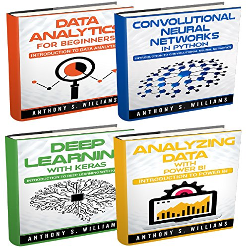 Big Data: 4 Manuscripts audiobook cover art