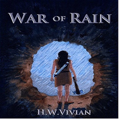 War of Rain audiobook cover art