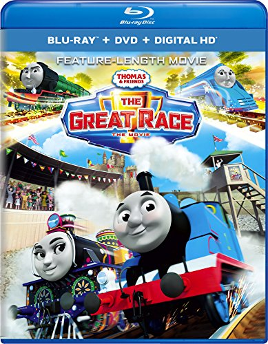 Thomas & Friends: The Great Race - The Movie [Blu-ray]