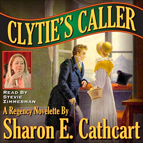 Clytie's Caller audiobook cover art