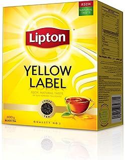 Lipton Yellow Label Black Tea Loose, 400g