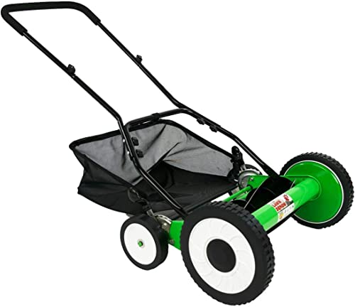 "wholesale DuroStar sale 16"" 5-Blade Height Adjustable Push Reel outlet sale Mower sale"