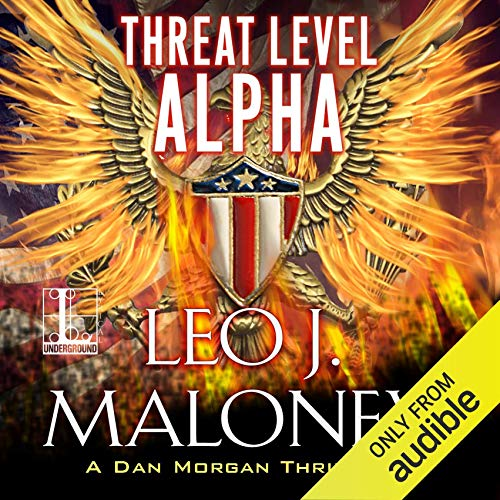 Threat Level Alpha cover art