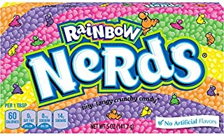 Nerds Rainbow Candy Video Box, 5 Ounces (Pack of 12)