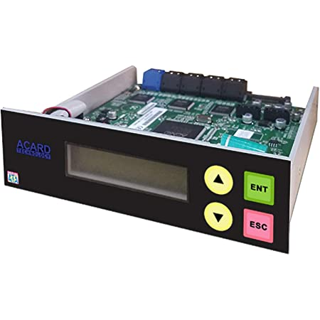 ACARD 1 to 11 Controller for Blu-ray BD/DVD/CD Disc Copy Duplicator + SATA Cables