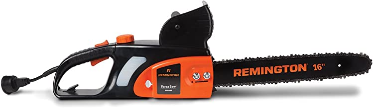Remington RM1645 Versa Saw 12 Amp 16-Inch Electric Chainsaw with Automatic Chain..