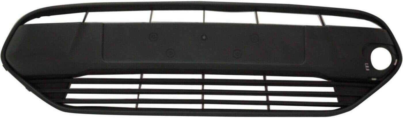 Ranking TOP1 cskj Bumper Face Bar Grille FO1036 Manufacturer direct delivery Compatible Connect with Upper