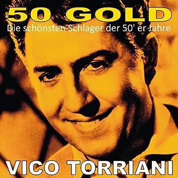 Vico Torriani: 50's Gold