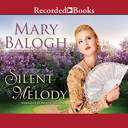 Silent Melody audiobook cover art