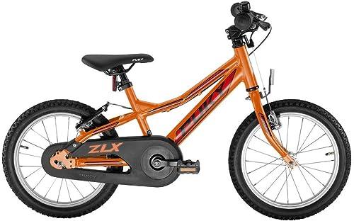 Puky Cyke ZLX 16-1 Alu Kinder Fahrrad Orange