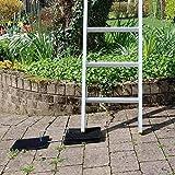 LadderMat - Alfombrilla antideslizante con accesorio para equilibrar