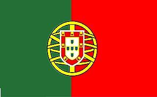 Vlag Portugal 150 x 90 cm Satin Portugal vlag Durabol