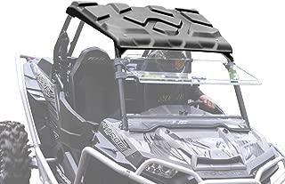 SuperATV Heavy Duty Plastic Roof for Polaris RZR XP 1000 / S 1000 (2014+) - Installs in 5 minutes!