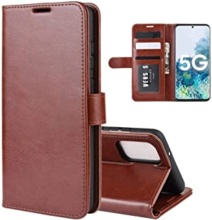 YPshell Phone Case For For Samsung Galaxy S20 FE 4G / 5G R64 Texture Single Horizontal Flip Protective Case with Holder & ...