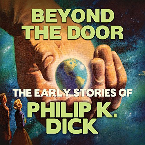 Beyond the Door audiobook cover art