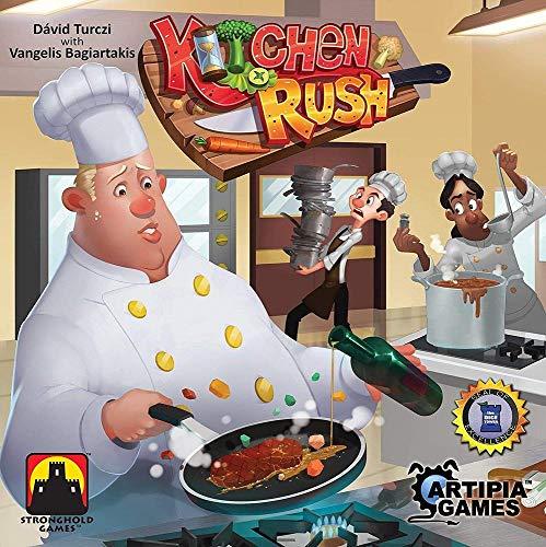 Kitchen Rush (Inglés)