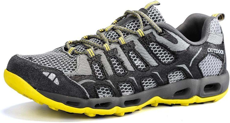 PINGYE Hiking skor Mountaineringaa skor utomhus utomhus utomhus gående skor for män kvinnor HS996  stora besparingar