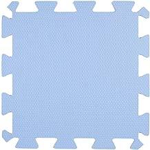 Tatame Tapete EVA Loja da Maria 50x50x2cm 20mm Azul beb