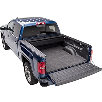 """BedRug Bed Mat BMQ15SCD fits 15+ F-150 5'5"""" BED for trucks with a drop-in style bedliner"""