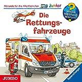 Die Rettungsfahrzeuge - Wieso? Weshalb? Warum? Junior