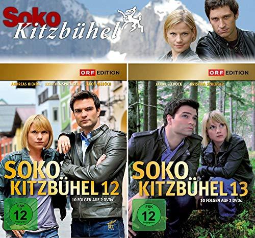SOKO Kitzbühel - Box 12+13 (4 DVDs)