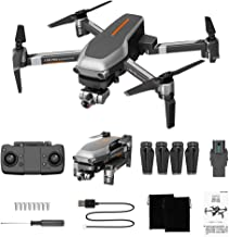 $309 » L109PRO Drones with 3840 x 2160P HD Camera for Beginners,KimBird G WiFi FPV HD ESC Camera Brushless Quadcopter,Gesture Control,Foldable WiFi Live Video Quadcopter (A)