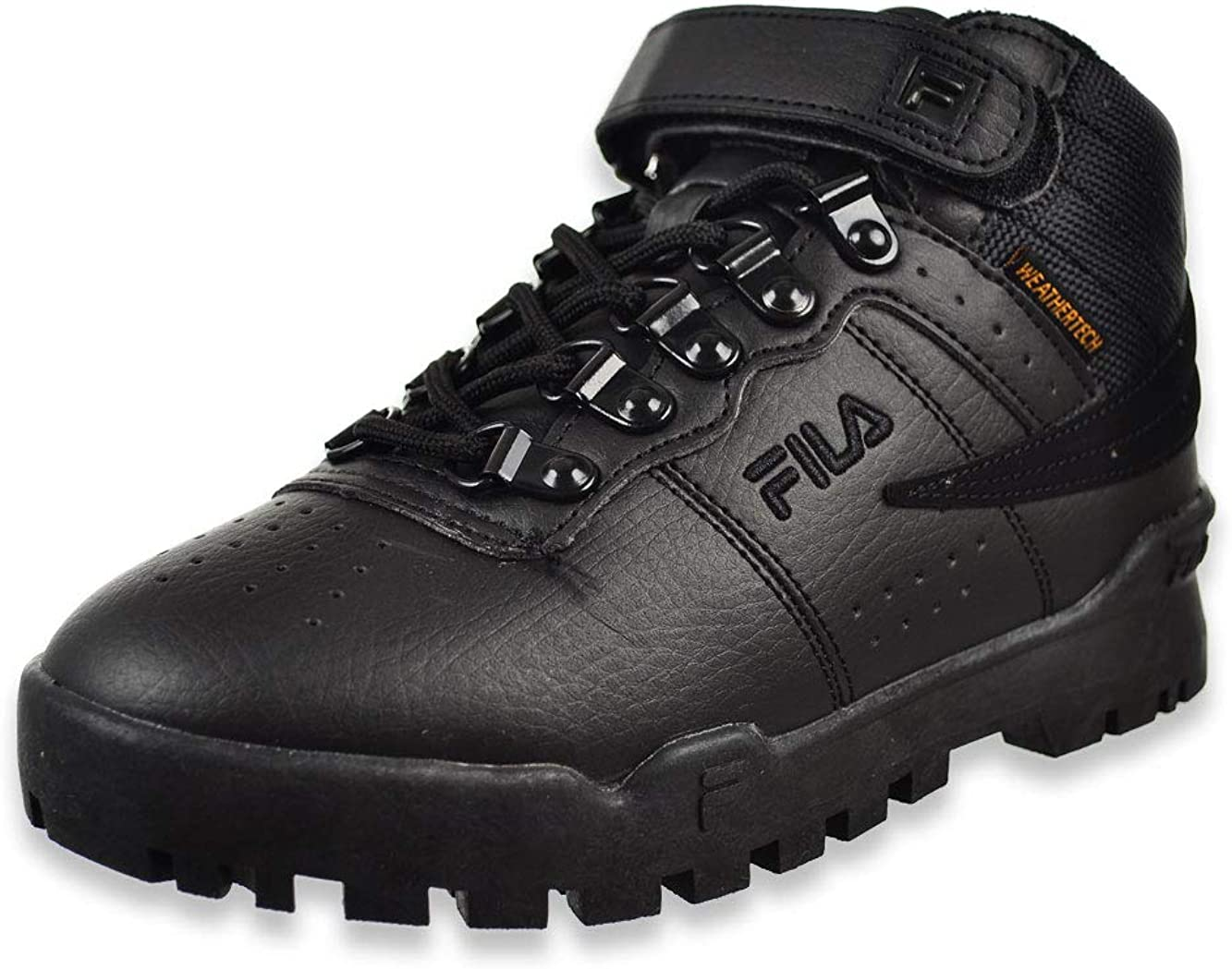 Ranking TOP4 Fila Unisex-Child F-13 Weather Western Boot Max 83% OFF Tech