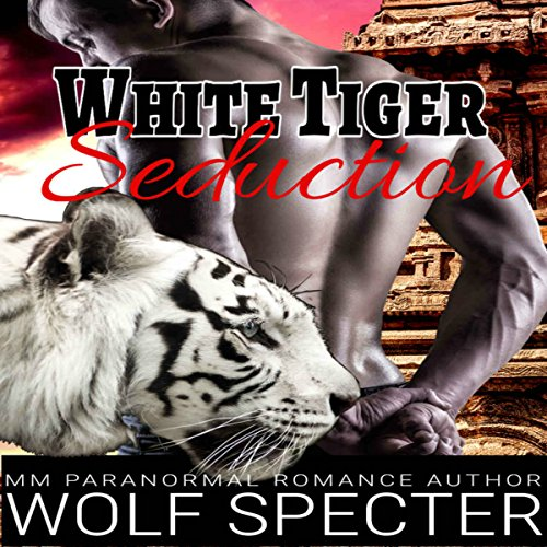 White Tiger Seduction audiobook cover art