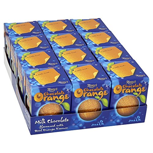 12 x Terry's Chocolate Orange {Estuche completo}