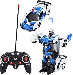 Auto Roboter Spielzeug Fahrzeug Actionfigur verwandelbar Spielfigur Kinder Gifts