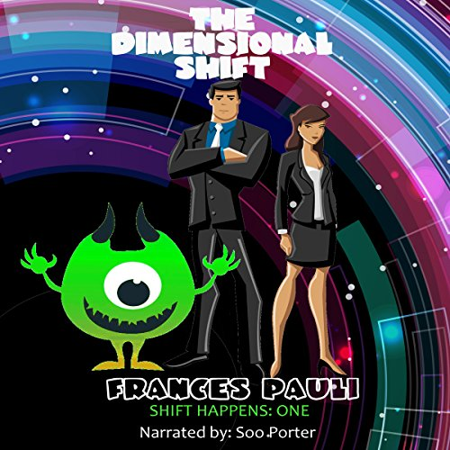 The Dimensional Shift audiobook cover art