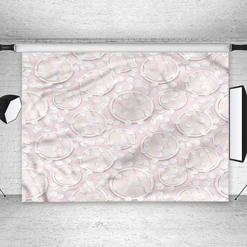 6x6FT Vinyl Photo Backdrops,Vintage,Classic Style Vinery Field Photoshoot Props Photo Background Studio Prop