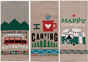 Best camping themed kitchen towels Reviews