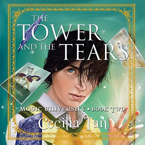 The Tower and the Tears cover art