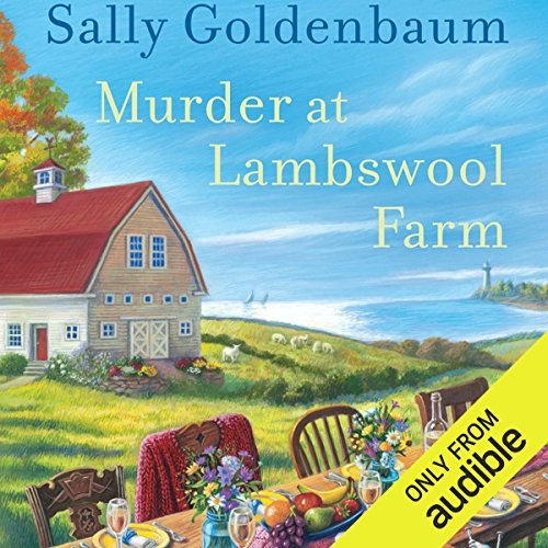Murder at Lambswool Farm audiobook cover art