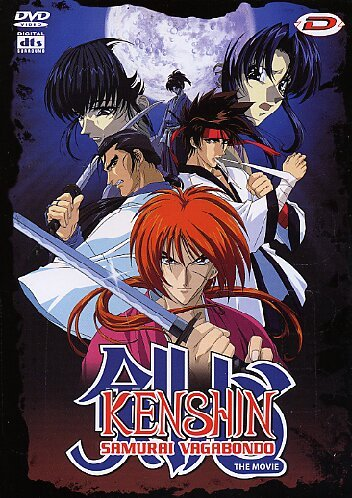 Kenshin Samurai Vagabondo - The Movie