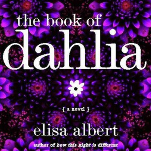 The Book of Dahlia audiobook cover art