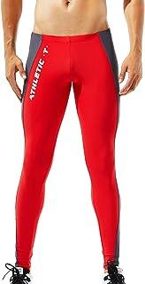 68d90fb4a81d8 Amazon.com: Red - Compression Pants & Tights / Pants: Sports & Outdoors