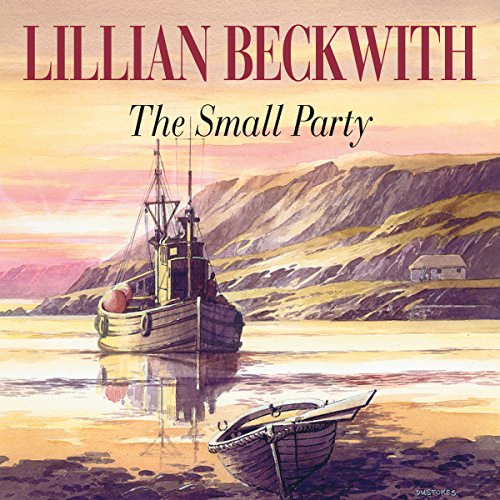 The Small Party audiobook cover art