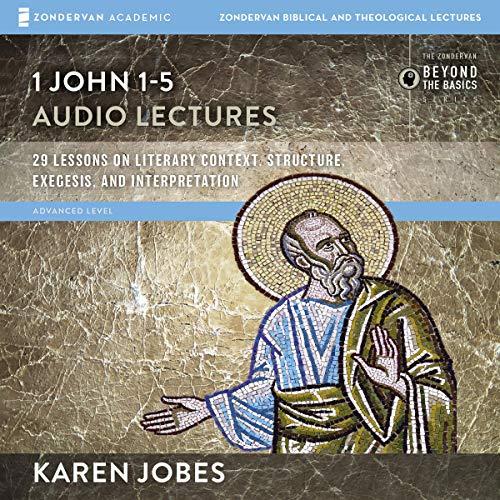 1 John: Audio Lectures audiobook cover art