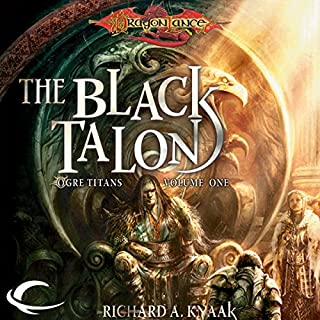 Black Talon cover art