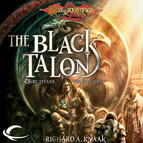 Black Talon audiobook cover art